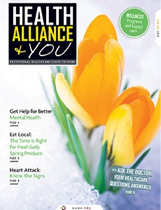 Health Alliance and You Spring 2015