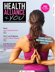 Health Alliance and You Summer 2014