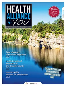 Health Alliance and You Summer 2015