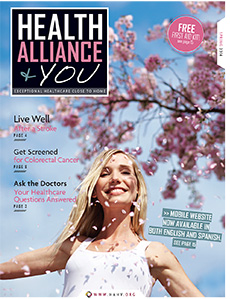 Health Alliance and You Spring 2014