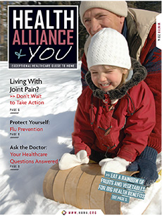 Health Alliance and you Winter 2014