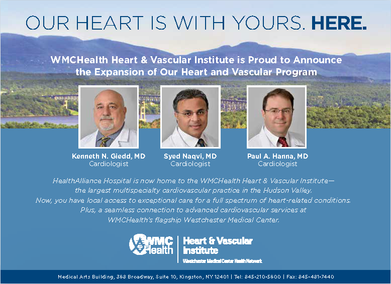 heart and vascular brochure