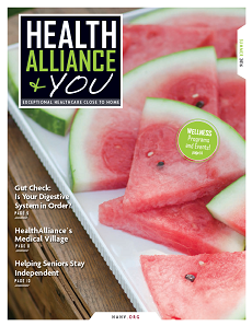 Health Alliance and You Summer 2016